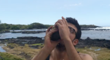 Coconut Water is Free in Hawaii (Video)